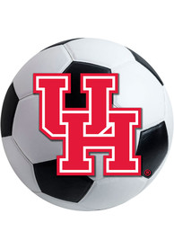 UH Cougars 27 Inch Soccer Interior Rug