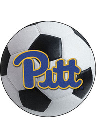 Pitt Panthers 27 Inch Soccer Interior Rug