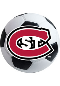 St Cloud State Huskies 27 Inch Soccer Interior Rug