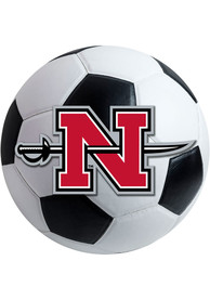 Nicholls State Colonels 27 Inch Soccer Interior Rug