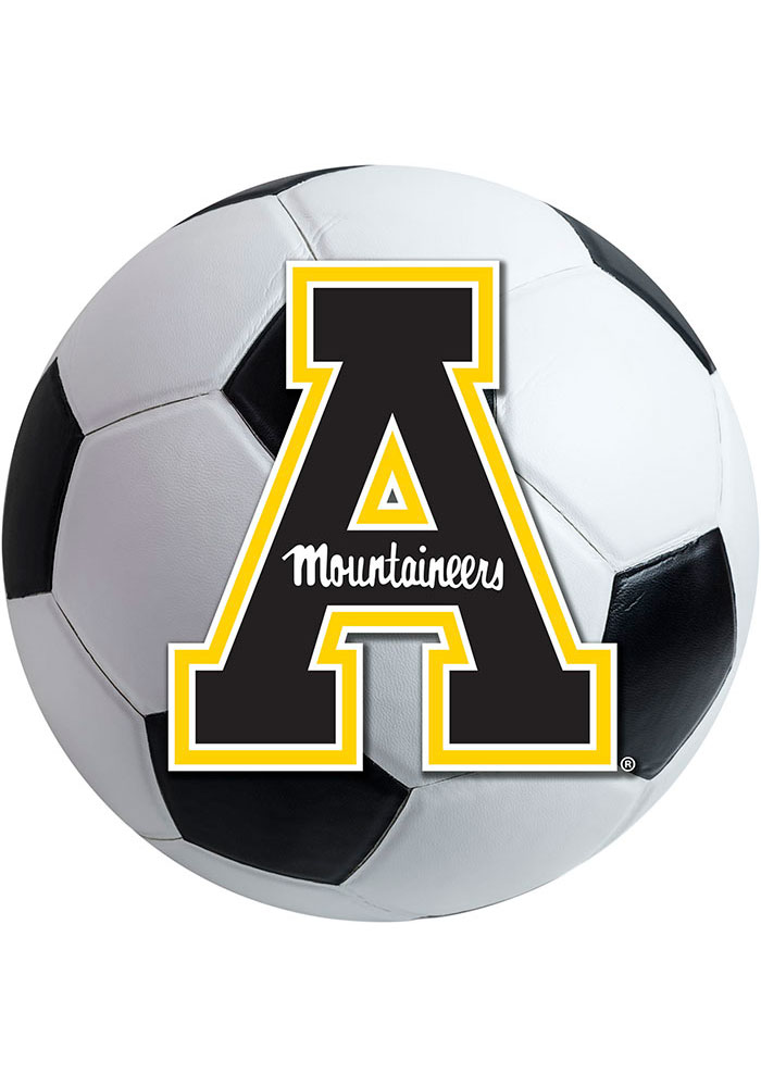 Appalachian State 27 Inch Soccer Interior Rug - Image 1