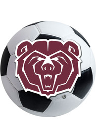 Mo State Bears 27 Inch Soccer Interior Rug