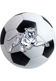 Jackson State Tigers 27 Inch Soccer Interior Rug