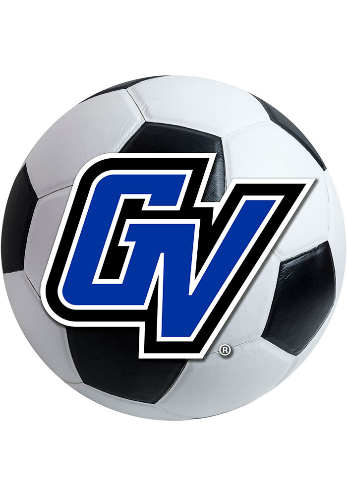 Grand Valley State 27 Inch Soccer Interior Rug - Image 1