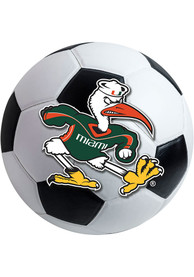Miami of Ohio 27 Inch Soccer Interior Rug