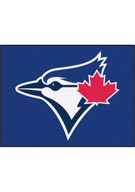 Toronto Blue Jays 34x45 All Star Interior Rug