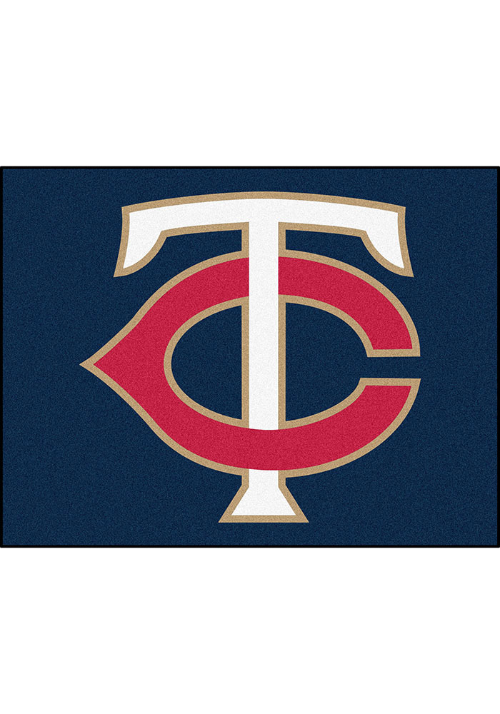 Minnesota Twins 34x45 All Star Interior Rug - Image 1