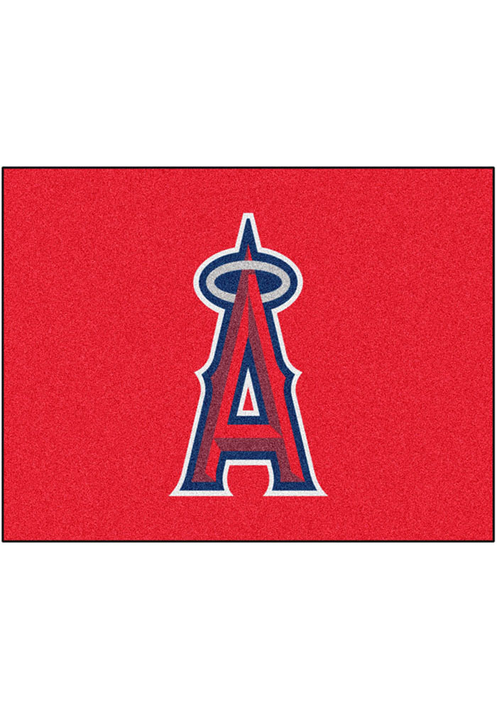 Los Angeles Angels 34x45 All Star Interior Rug - Image 1