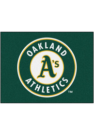 Oakland A's 34x45 All Star Interior Rug