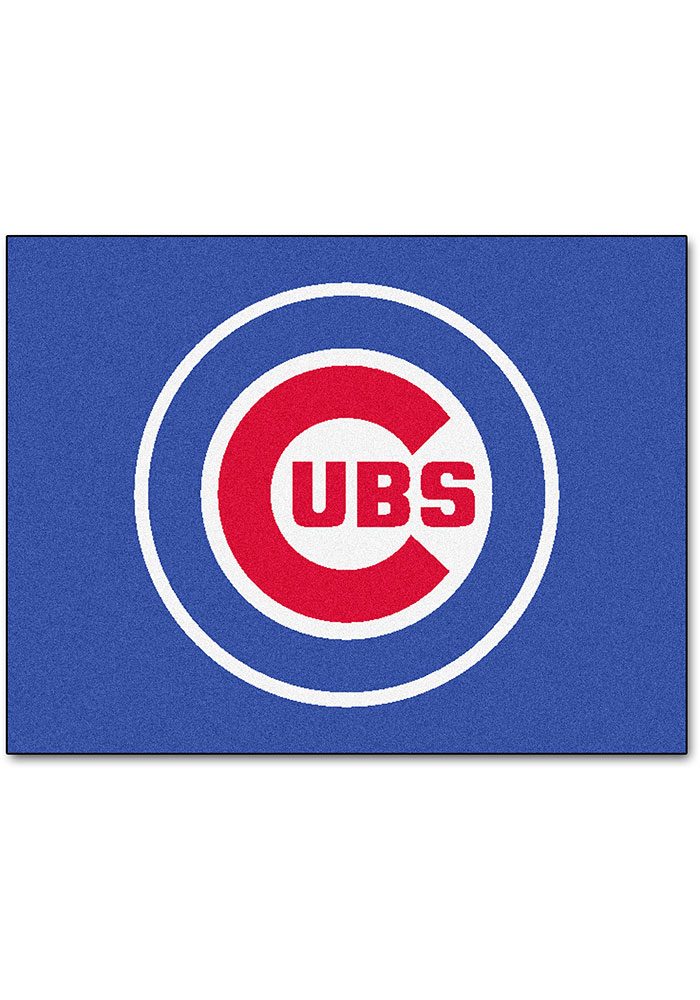Chicago Cubs 34x45 All Star Interior Rug - Image 1