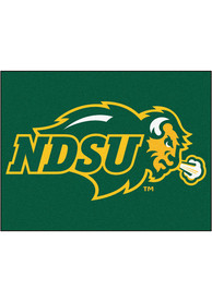 North Dakota State Bison 34x45 All Star Interior Rug