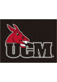 UCM Mules 34x45 All Star Interior Rug