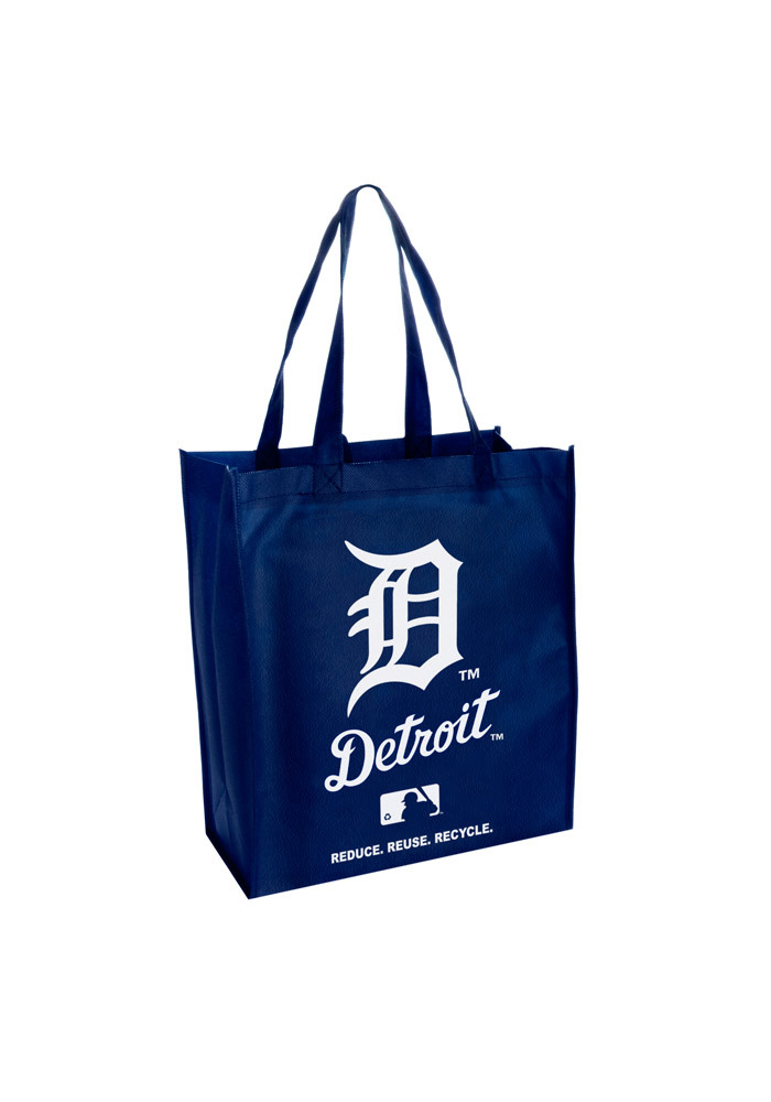Detroit Tigers Team Logo Reusable Bag - Image 1