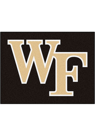 Wake Forest 34x45 All Star Interior Rug