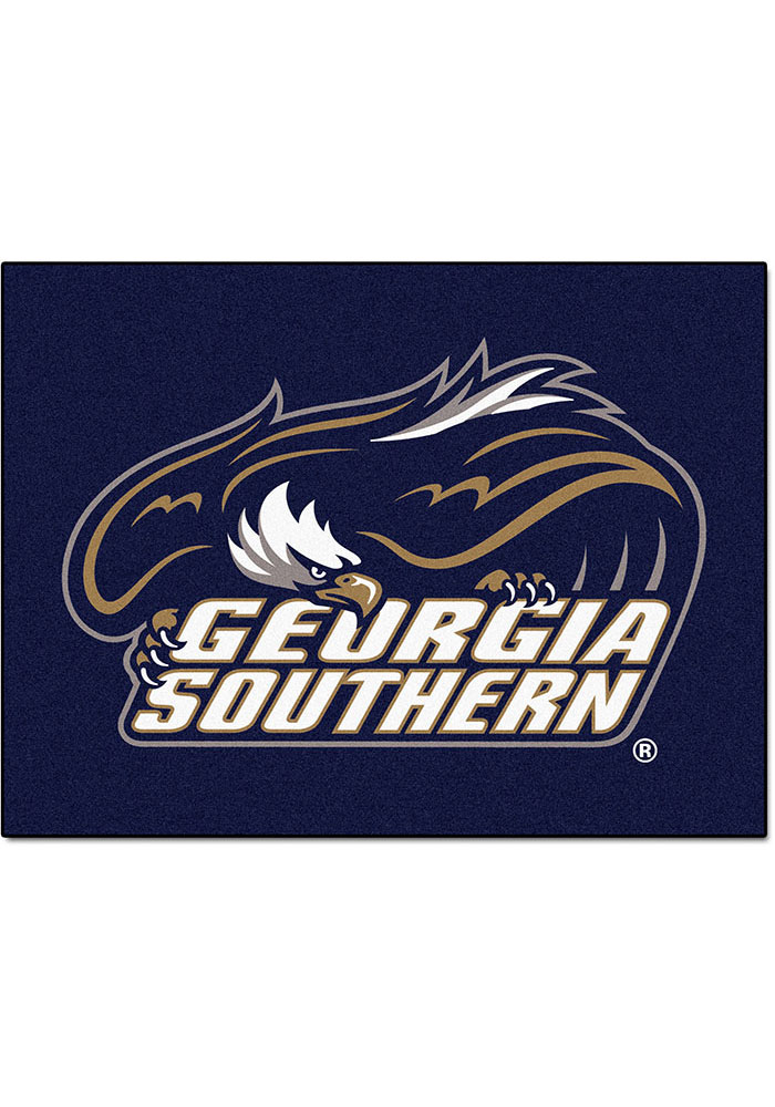 Georgia Southern Eagles 34x45 All Star Interior Rug - Image 1