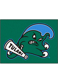 Tulane 34x45 All Star Interior Rug