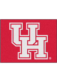UH Cougars 34x45 All Star Interior Rug