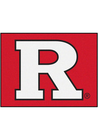 Rutgers 34x45 All Star Interior Rug
