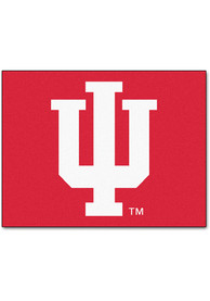 IU Hoosiers 34x45 All Star Interior Rug