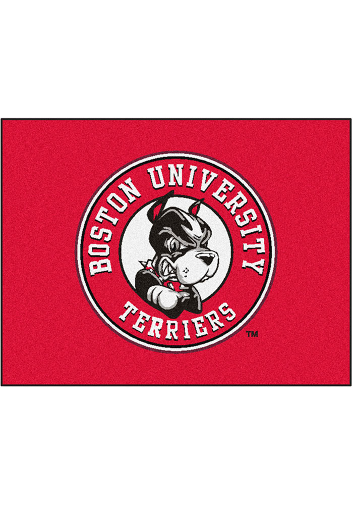 Boston Terriers 34x45 All Star Interior Rug - Image 1