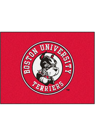 BU Terriers 34x45 All Star Interior Rug