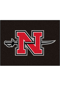 Nicholls State Colonels 34x45 All Star Interior Rug