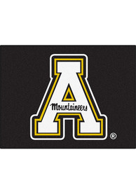 Appalachian State 34x45 All Star Interior Rug