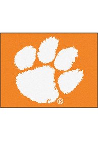 Clemson 34x45 All Star Interior Rug