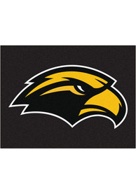 Southern Miss Golden Eagles 34x45 All Star Interior Rug