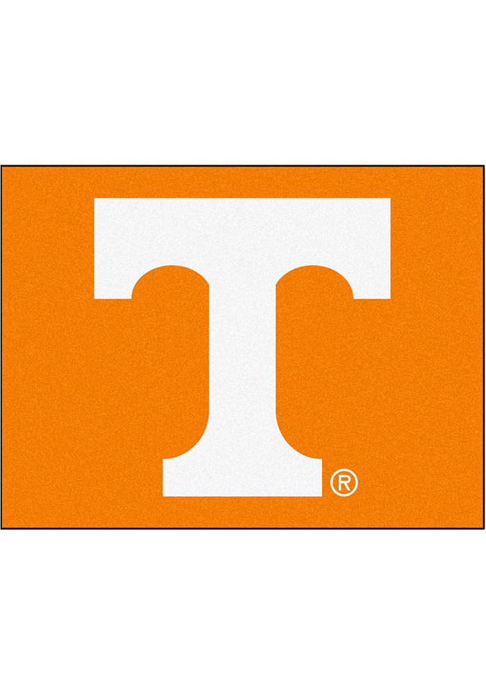 Tennessee Volunteers 34x45 All Star Interior Rug - Image 1