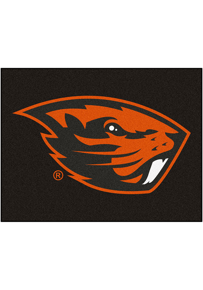 Oregon State Beavers 34x45 All Star Interior Rug - Image 1