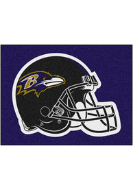 Baltimore Ravens 34x45 All-Star Interior Rug