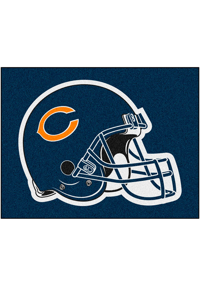 Chicago Bears 34x45 All-Star Interior Rug - Image 1