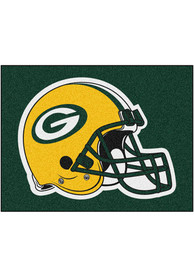 Green Bay Packers 34x45 All-Star Interior Rug