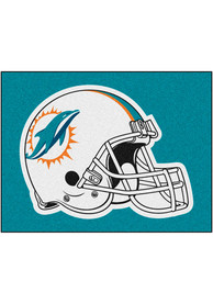 Miami Dolphins 34x45 All-Star Interior Rug