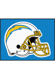 Los Angeles Chargers 34x45 All-Star Interior Rug