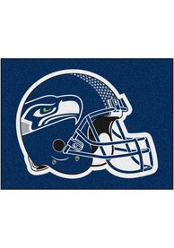 Seattle Seahawks 34x45 All-Star Interior Rug
