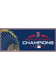 Boston Red Sox 2018 World Series Champions Runner Interior Rug