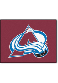 Colorado Avs 34x45 All-Star Interior Rug
