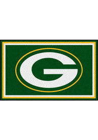 Green Bay Packers 4x6 Interior Rug