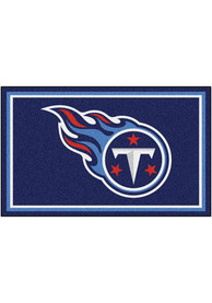Tennessee Titans 4x6 Interior Rug
