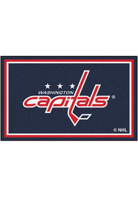 Washington Caps 4x6 Interior Rug