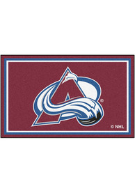 Colorado Avs 4x6 Interior Rug