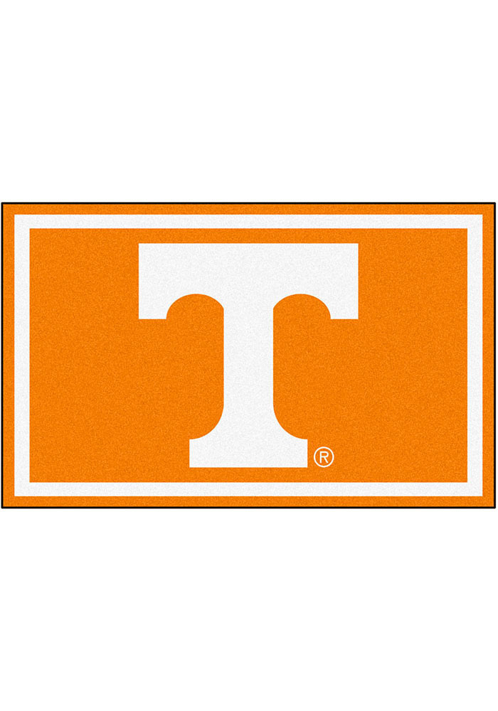 Tennessee Volunteers 4x6 Interior Rug - Image 1