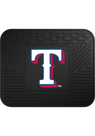 Sports Licensing Solutions Texas Rangers 14x17 Utility Car Mat - Black