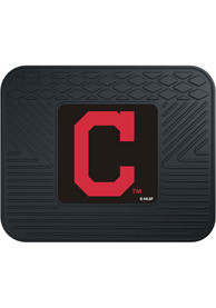 Sports Licensing Solutions Cleveland Indians 14x17 Utility Car Mat - Black