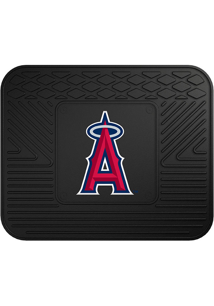 Sports Licensing Solutions Los Angeles Angels 14x17 Utility Car Mat - Black - Image 1