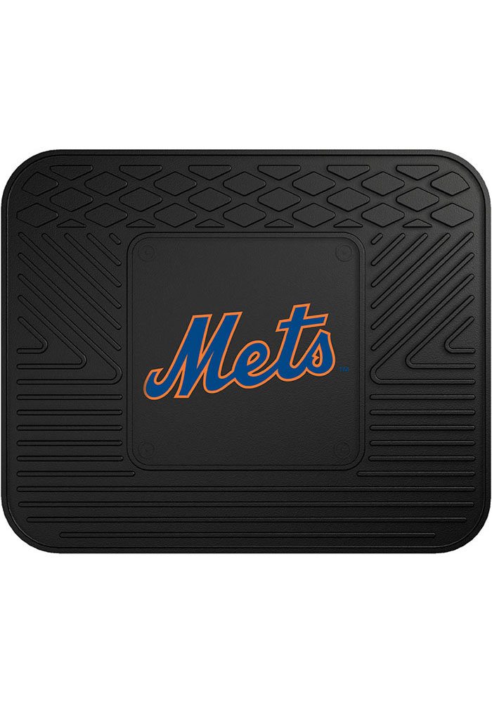 Sports Licensing Solutions New York Mets 14x17 Utility Car Mat - Black - Image 1