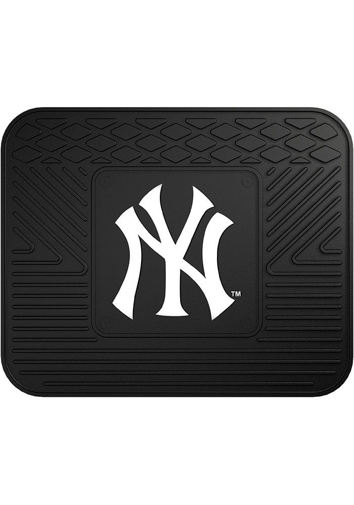 Sports Licensing Solutions New York Yankees 14x17 Utility Car Mat - Black - Image 1