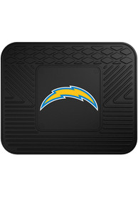 Sports Licensing Solutions Los Angeles Chargers 14x17 Utility Car Mat - Black
